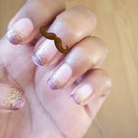 China Glaze 0.5oz Nail Polish Lacquer Clay Gold Glitter, DE-LIGHT, 1348 uploaded by Brianna R.