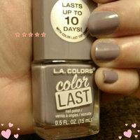 L.A. Colors Color Last Nail Polish, 0.5 fl oz uploaded by Tonya H.