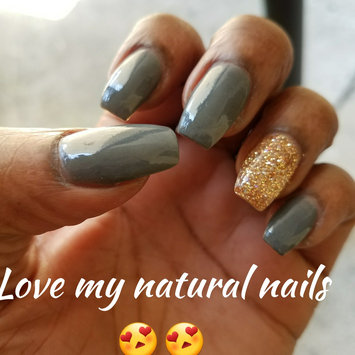 SNS Natural Set Nail Dipping Powder uploaded by Charrisse J.