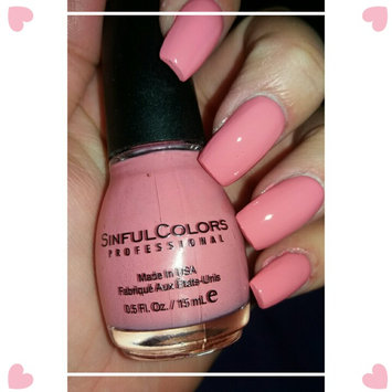 SinfulColors Professional Nail Color uploaded by Her.xo ..
