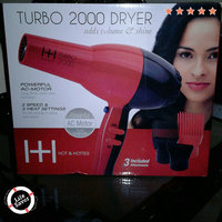 Hot Tools Turbo Ionic Dryer Tourmaline Tools 2000 uploaded by Kristal R.