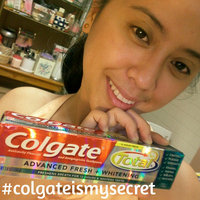 2 Pack - Colgate Total Toothpaste Gel Advanced Fresh 5.80oz Each uploaded by Juliet M.