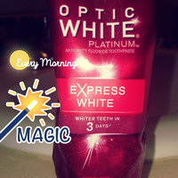 Colgate Optic White Express White Toothpaste uploaded by lauren b.