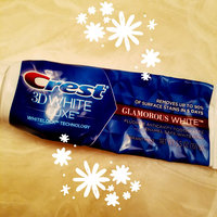 Crest 3D White Luxe Glamorous White Whitening Toothpaste, Vibrant Mint, 5.5 oz uploaded by Ashley C.