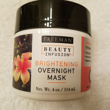 Freeman Beauty Infusion Brightening Overnight Mask with Hibiscus + Vitamin C uploaded by Felicia R.