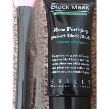 Shills - Acne Purifying Peel-Off Black Mask 50ml uploaded by Melissa B.