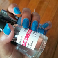 Sally Hansen Hard As Nails Hard As Wraps Nail Harderner uploaded by Shankari R.