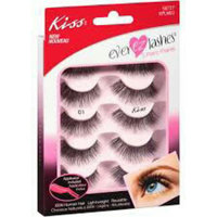 Kiss® Looks So Natural Lashes uploaded by Trisha H.