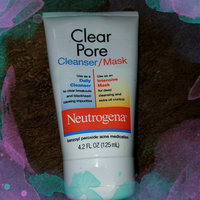 Neutrogena Clear Pore Cleanser/Mask uploaded by Loretta U.