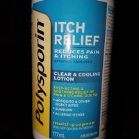 Polysporin Itch Relief Lotion uploaded by Corrina P.