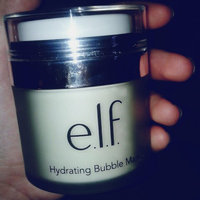 e.l.f. Hydrating Bubble Mask uploaded by Nikita S.