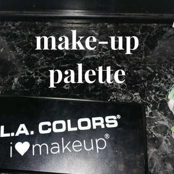 L.A. Colors Day To Night Eyeshadow Palette uploaded by Rosemarie M.