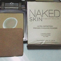 Urban Decay Naked Skin Ultra Definition Pressed Finishing Powder uploaded by Asma B.