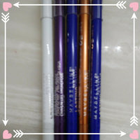 Maybelline Eyestudio® Lasting Drama® Waterproof Gel Pencil Eyeliner uploaded by Jeanette H.