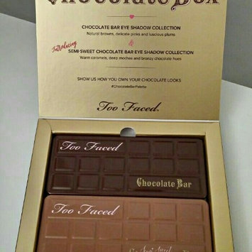 Too Faced Semi Sweet Chocolate Bar uploaded by LEAR26444 | JHASMIN RIVAS R.