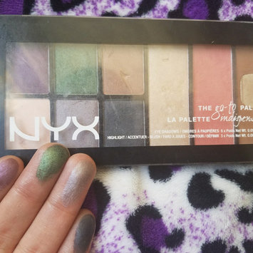 NYX Go-To Palette uploaded by Limne M.