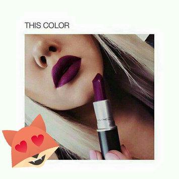 MAC Lipstick uploaded by aida z.