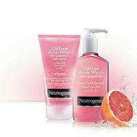 Neutrogena Oil-Free Acne Wash Pink Grapefruit Foaming Scrub uploaded by Maysaa M.