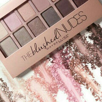 Maybelline The Blushed Nudes® Eye Shadow Palette uploaded by LEAR26444 | JHASMIN RIVAS R.