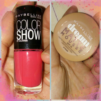 Maybelline Color Show® Nail Polish uploaded by Manal H.