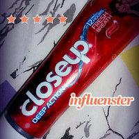 Close-Up® Freshening Gel with Mouthwash Toothpaste 6 oz. Box uploaded by Reham M.