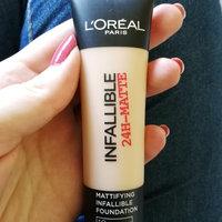 L'Oréal Paris Infallible Pro-Matte Foundation uploaded by Hollie S.