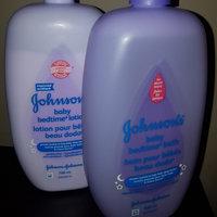 Johnson's Johnson & Johnson Bedtime Lotion uploaded by Vicki W.
