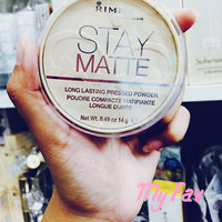 Rimmel London Stay Matte Pressed Powder uploaded by Manal H.