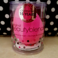 beautyblender original makeup sponge uploaded by Abeer F.