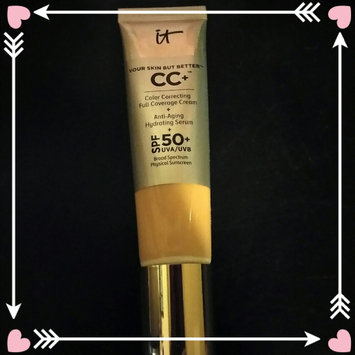 IT Cosmetics Your Skin But Better CC Cream with SPF 50+ uploaded by April J.
