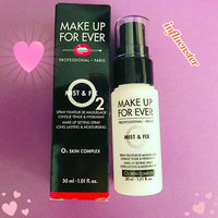 MAKE UP FOR EVER Mist & Fix Setting Spray uploaded by Manal H.