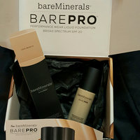 Bare Escentuals bare Minerals bare Skin(R) Pure Brightening Serum Foundation Broad Spectrum SPF 20 uploaded by Lindsay D.