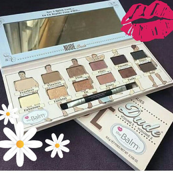 The Balm Nude'tude Palette uploaded by Reham M.