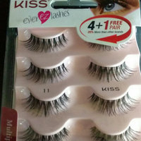 Kiss 05 Premium Eyelashes, 5 pair uploaded by Juliana G.