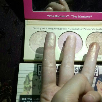 the Balm - the Manizer Sisters Luminizers Palette uploaded by Mysara A.