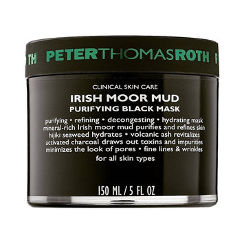 Peter Thomas Roth Irish Moor Mud Purifying Black Mask 5 oz uploaded by Crystal B.