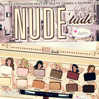 The Balm Nude'tude Palette uploaded by Claire L.