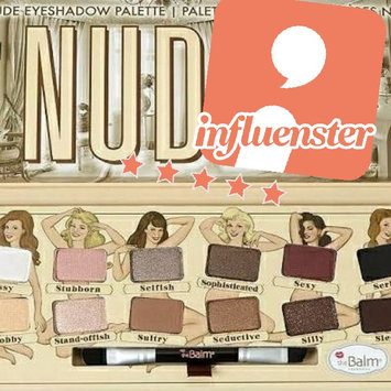 The Balm Nude'tude Palette uploaded by Yolanda C.