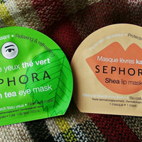 SEPHORA COLLECTION Eye Mask Green Tea Eye Mask - Relaxing & Refreshing 0.21 oz uploaded by Elena N.