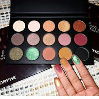 Morphe x Kathleen Lights Eyeshadow Palette uploaded by Jhasmin P.