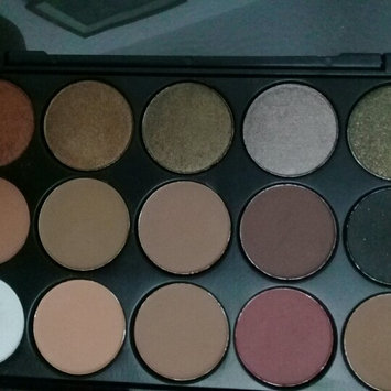 Morphe T35 Taupe Eyeshadow Pallet uploaded by tay 🎀 M.