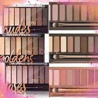 COVERGIRL TruNaked Eyeshadow Palettes uploaded by Nisha T.