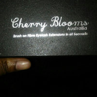 Cherry Blooms Eyelash Extensions uploaded by Roshanda C.