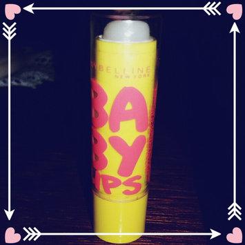 Maybelline Baby Lips® Moisturizing Lip Balm uploaded by hakima a.