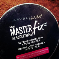 Maybelline Facestudio® Master Fix™ Setting + Perfecting Loose Powder uploaded by susana m.