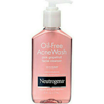 Neutrogena Oil-Free Pink Grapefruit Acne Wash Facial Cleanser uploaded by kay M.