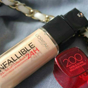 L'Oréal Paris Infallible Stay Fresh Foundation uploaded by Rahma I.
