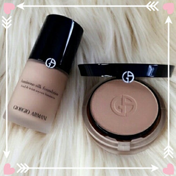 Giorgio Armani Luminous Silk Foundation uploaded by Meriem_Gahtar G.