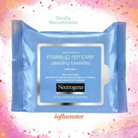 Neutrogena® Naturals Purifying Makeup Remover Cleansing Towelettes uploaded by Nisha T.