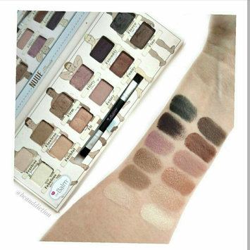The Balm Nude'tude Palette uploaded by may a.